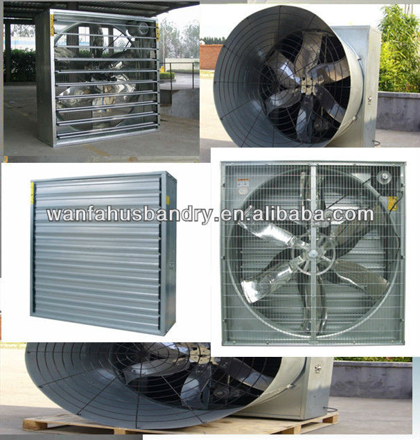 ventilation fan for pigs and poultry