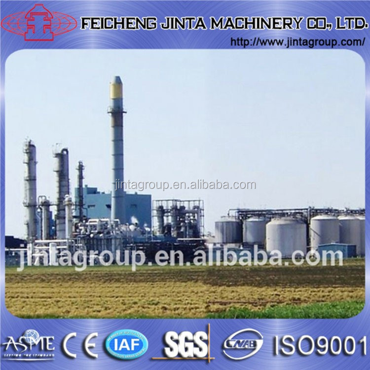 anhydrous absolute alcohol 99.9% Ethanol production line