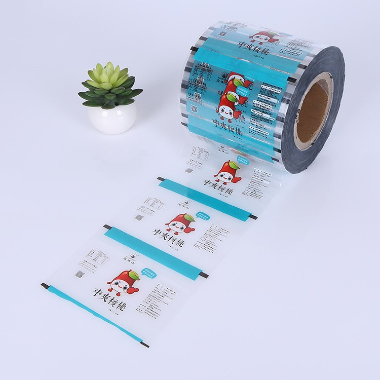 Plastic afdichting roll film/PP/PE/PET film roll