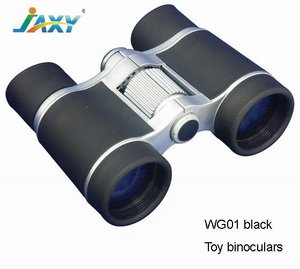 JAXY Hot Toys Foldable Binoculars 4X30 Plastics Binoculars kids toy Optical Glasses toys binoculars for kids