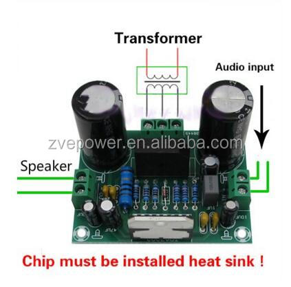 TDA7293 100W MONO Digital Amplifier Board support 12 - 32v