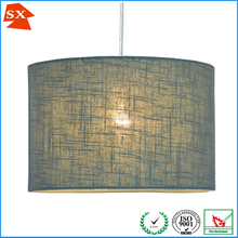 French autumn sheer dining room round pale blue home fabric table lamp shade