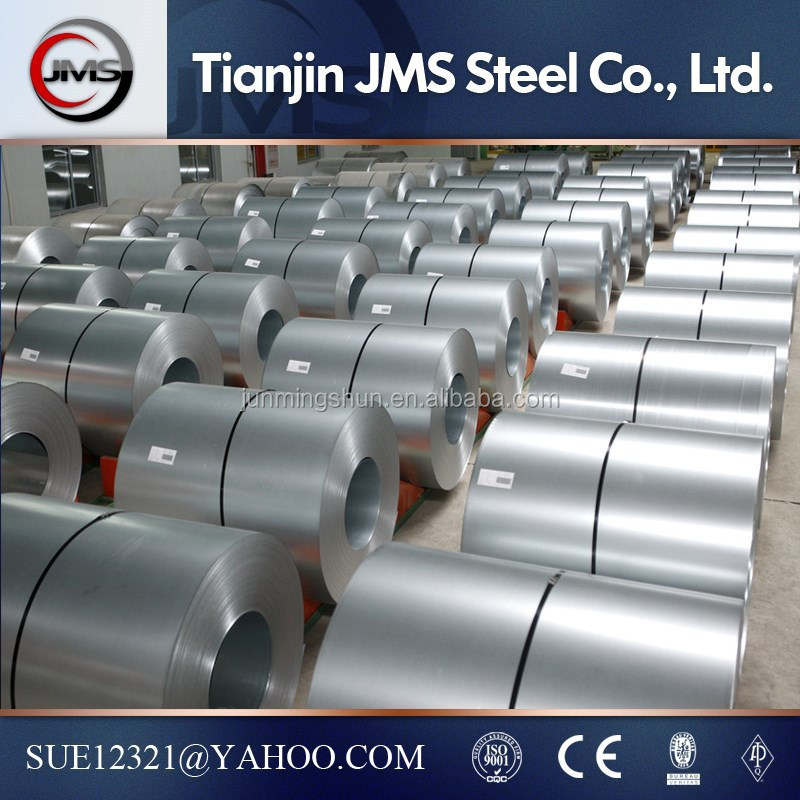 Galvanized Steel Coil made in Tianjin JMS