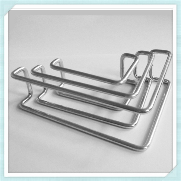 spring steel wire form retainer lock metal clip
