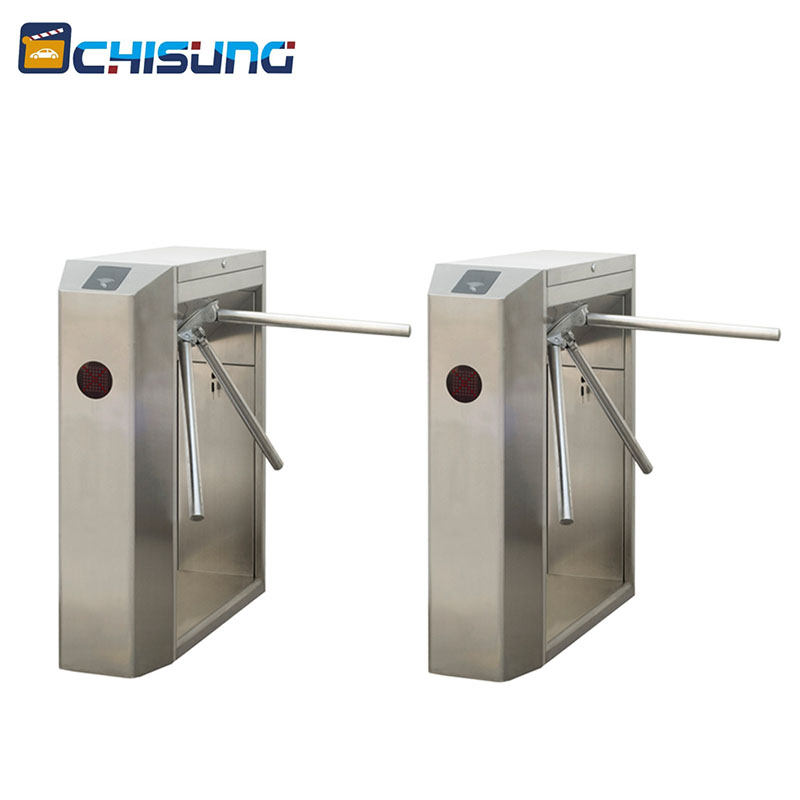 Bus Station Entry Control Fully Automatic Outdoor Turnstile
