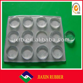 Hot Sale Factory Price Bumper Glass Table Rubber Pad