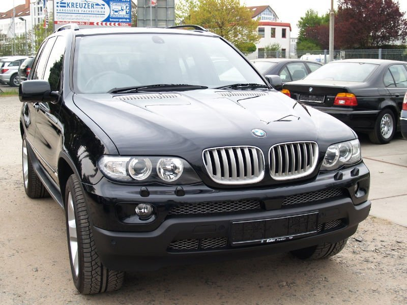 Bmw X5 4.4i Sport Package/right Hand-drive/full Options - Buy ...