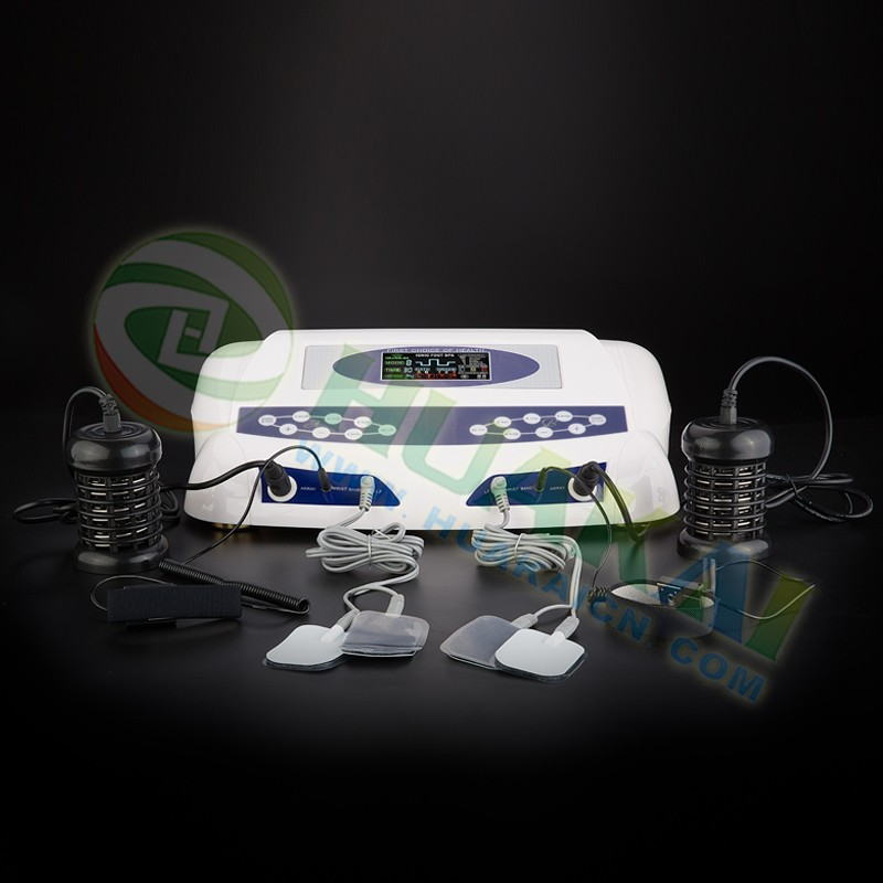 Dual Ion Detox Ionic Aqua Foot Bath Chi Spa Machine