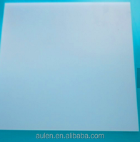 2mm clear acrylic light diffuser sheet for led light