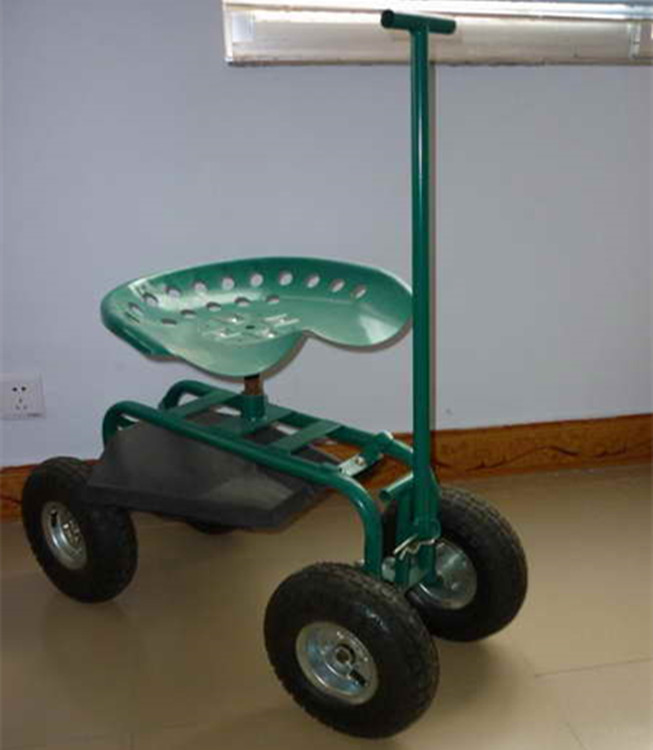 Garden Chair Rolling Seat Cart Tc1853   Buy Garden Chair,Rolling Seat Cart,Garden  Chair Rolling Seat Cart Tc1853 Product On Alibaba.com