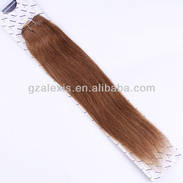 silky straight variety of color natural wave hair quality brazilian hair weave