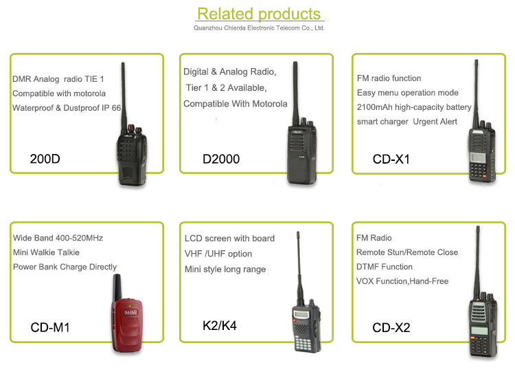 Uhf vhf cầm tay waky talky walkie talkie tầm xa chuyên nghiệp