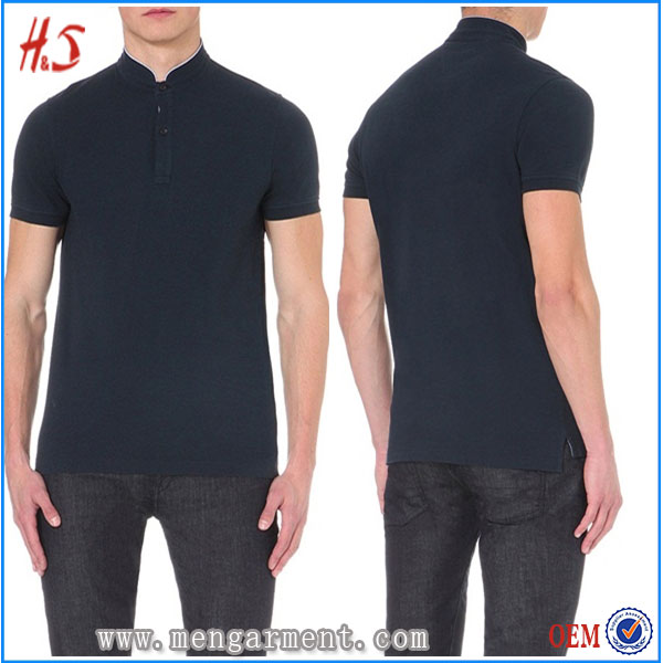 Alibaba China Manufacturer Bulk Fashion Clothing 2016 High Quality Men Polo