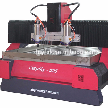 ORuike1325 high efficiency cnc metal machine