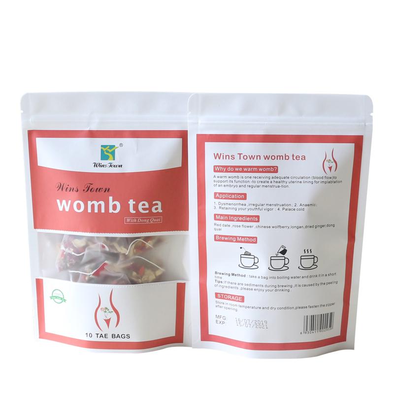 Private Label Womb Detox Tea For Vagina Cleansing - 4uTea | 4uTea.com