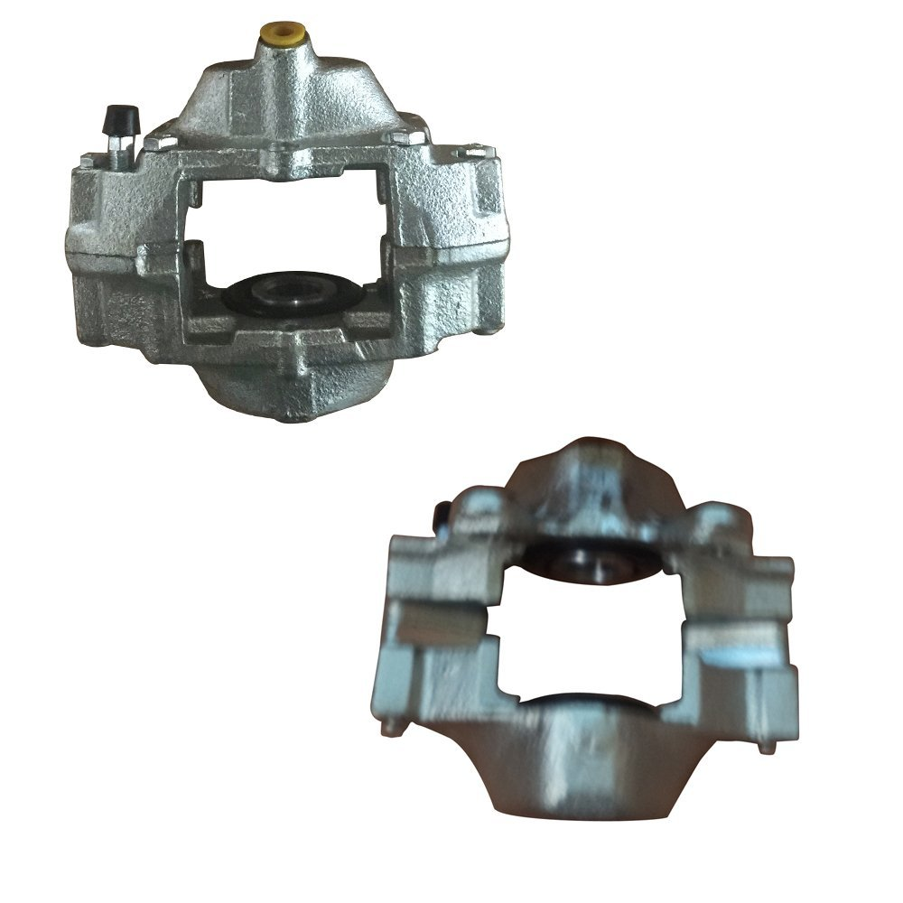 DRIVESTAR 191874+191875 Pair of 2 Completely New Rear Disc Brake Calipers for 94-98 Mercedes C230