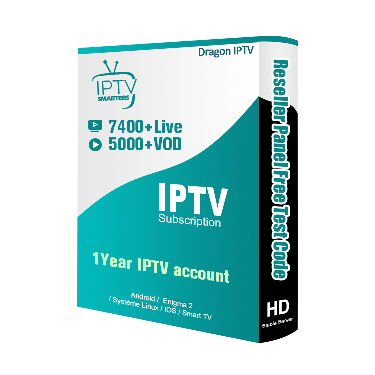 Alibaba.com / 1 Year IPTV Arabic UK Canada subscription reseller panel with M3U Channels List free test 24hours
