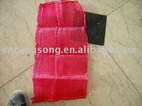 PP leno mesh bag for vegetable
