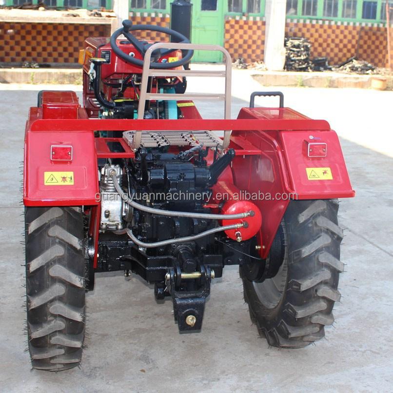 China 4wd Small Farm Tractor,Mini Tractor Price