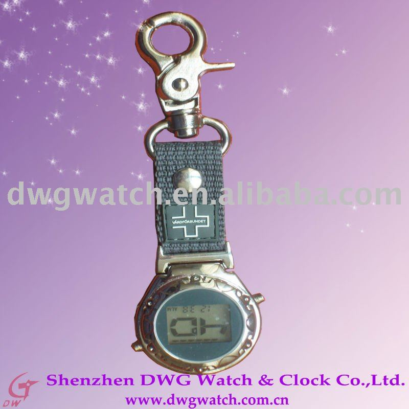 2011 hot sale new fashion lovely digital key watch led key watch