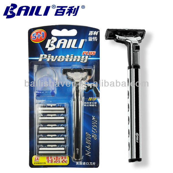 Free sample razor twin blade razor