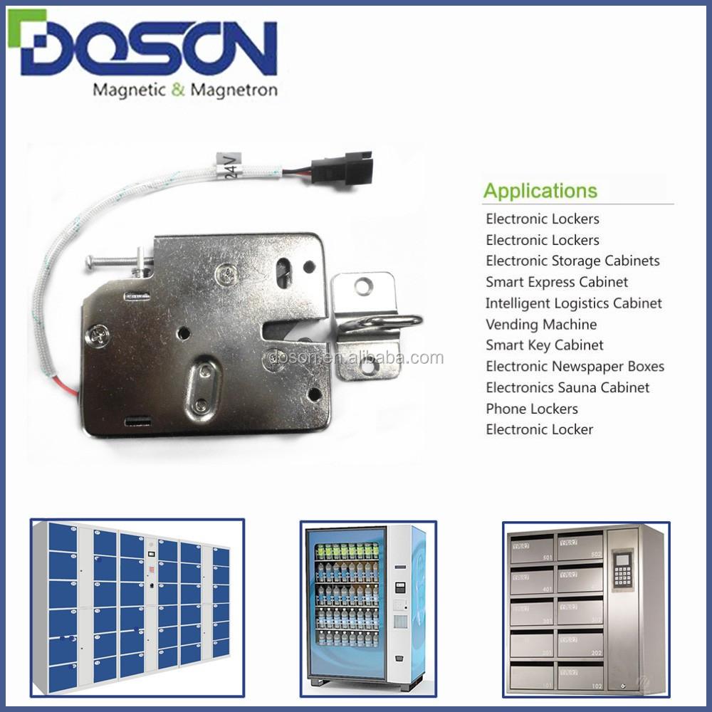 Doson Cabinet Door Electric Lock Dc 12v Buy Dc Solenoid