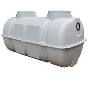 Environmental friendly biogas septic tank for waste into energy waste water treatment