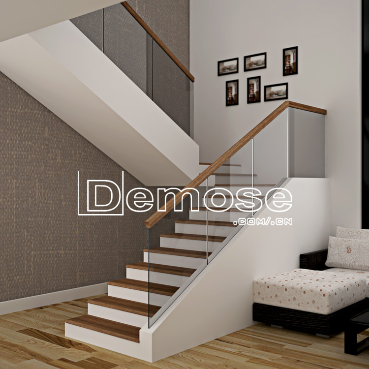 Stainless Steel Railing Design With Discount Price Glass Railing For