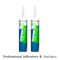neutral rtv black water resistant silicone sealant