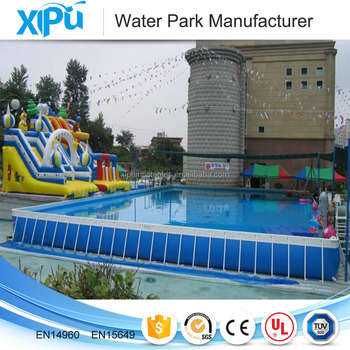 Wholesale Frame Pool Above Ground Swimming Pool Equipment With Top Quality Buy Above Ground