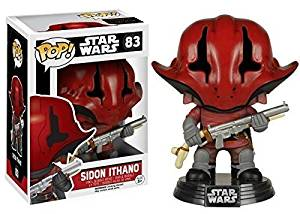 Funko POP! Star Wars: Episode 7 The Force Awakens - Sidon Ithano Action Figure