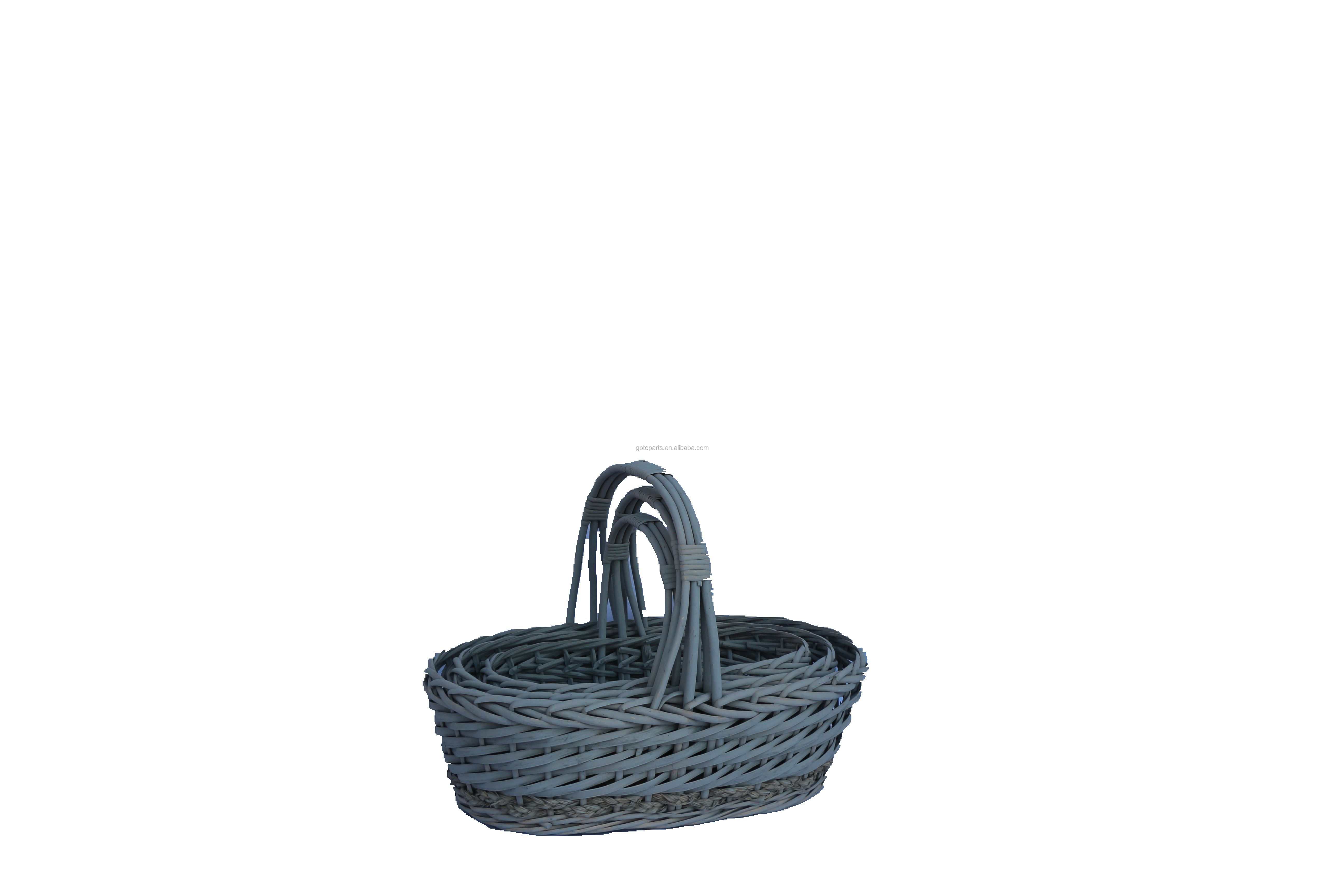 GP Willow Decorative Storage Basket 004