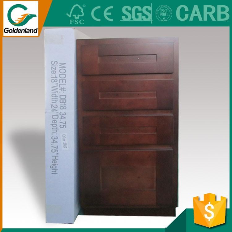 Standardgröße Mdf Kommerziellen Küchenschrank Türen Nur