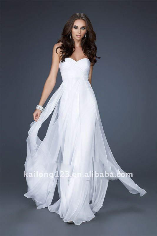 bbfb2e5ad7c WHITE FLOWY DRESS - Gunda Daras