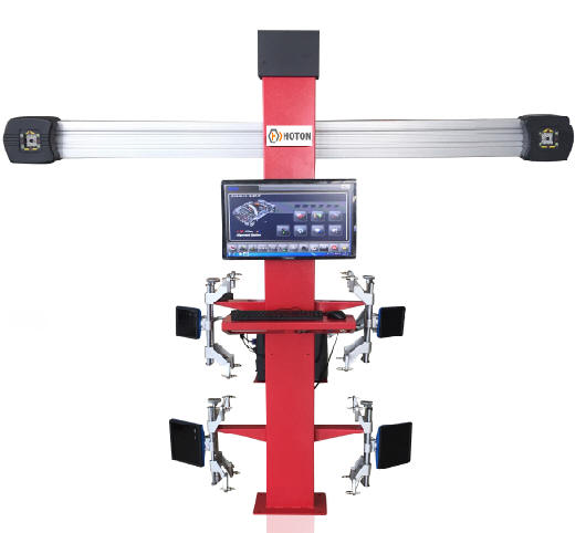 hot sale and cheap 3D wheel aligner high-definition  wheel alignment