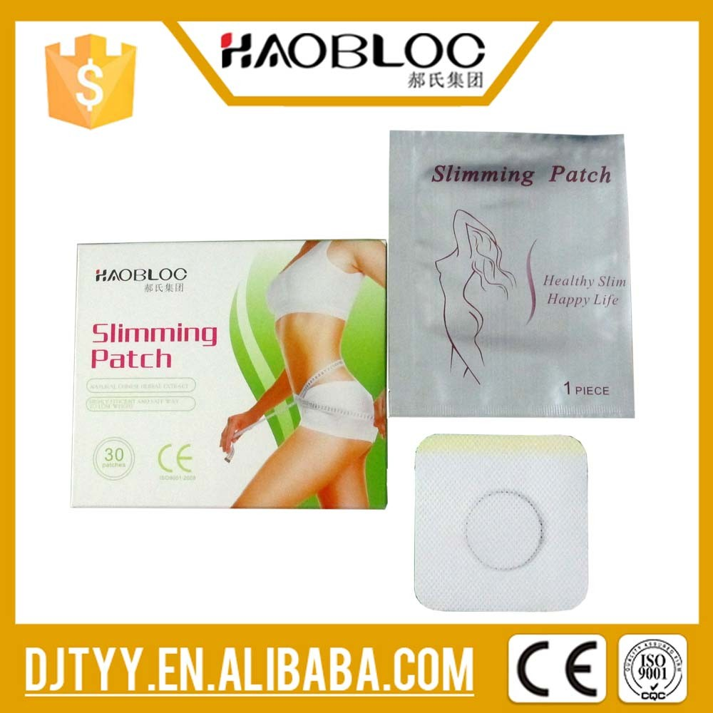 Manufacturer's Price Slimming Product Help Kill Fat, Chinese Herbal Extract Patch