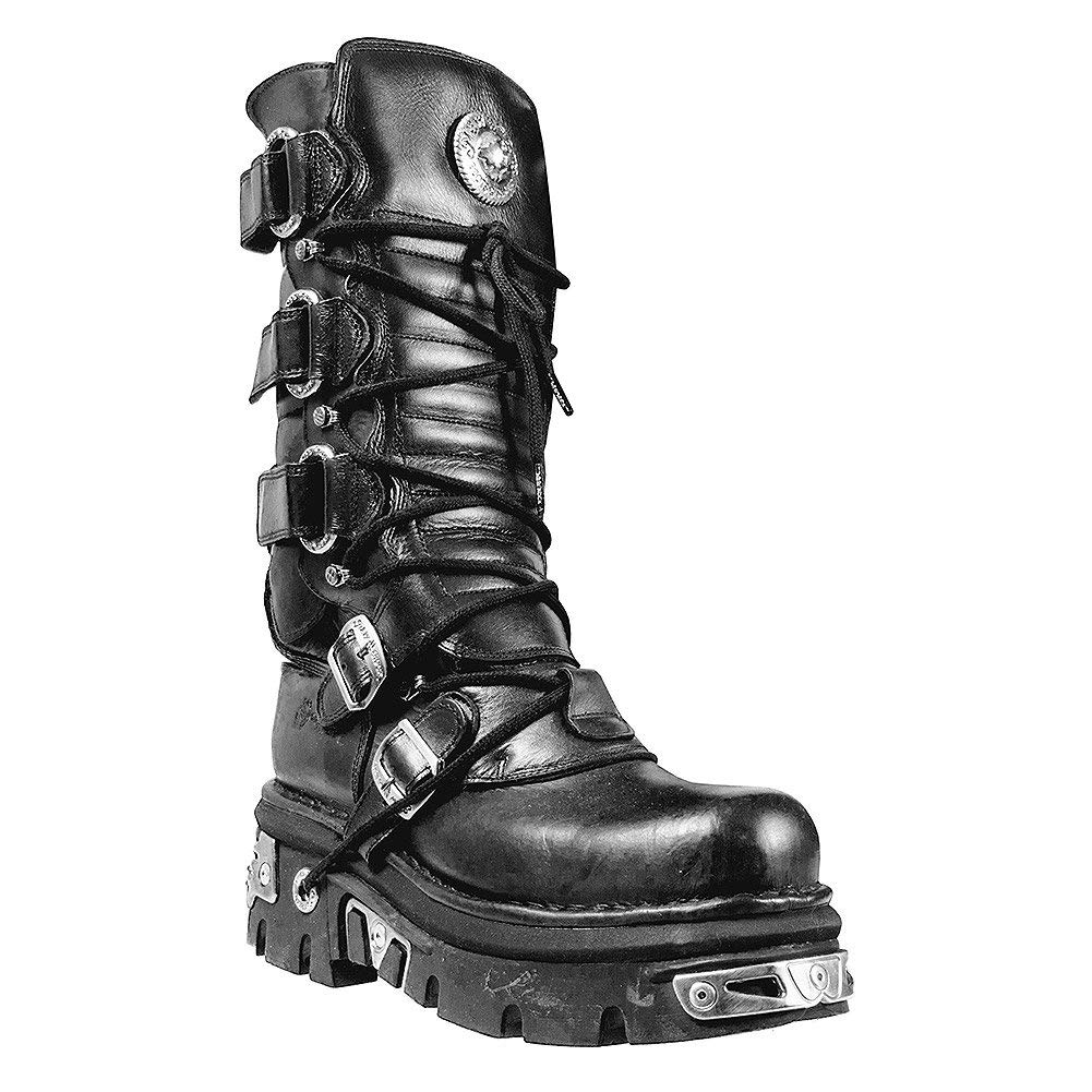 5ab6925dcbf New Rock Unisex-adults Boots Style 474