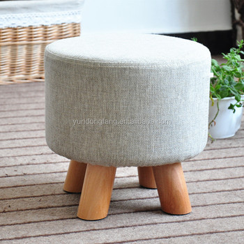Amazing Small Round Wood Stool With 4 Legs For Kids Buy Stool Sitting Stool For Kids Round Stool Product On Alibaba Com Theyellowbook Wood Chair Design Ideas Theyellowbookinfo