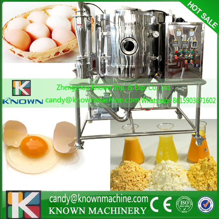 egg powder processing plant