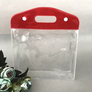 Wholesale Transparent Toiletry Bag Waterproof Makeup PVC Cosmetic Pouch