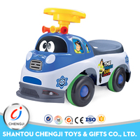 2017 Wholesale high quality plastic children pedal toy car