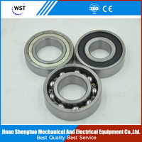 high speed low noise motocyle ball bearing 6203-2rs
