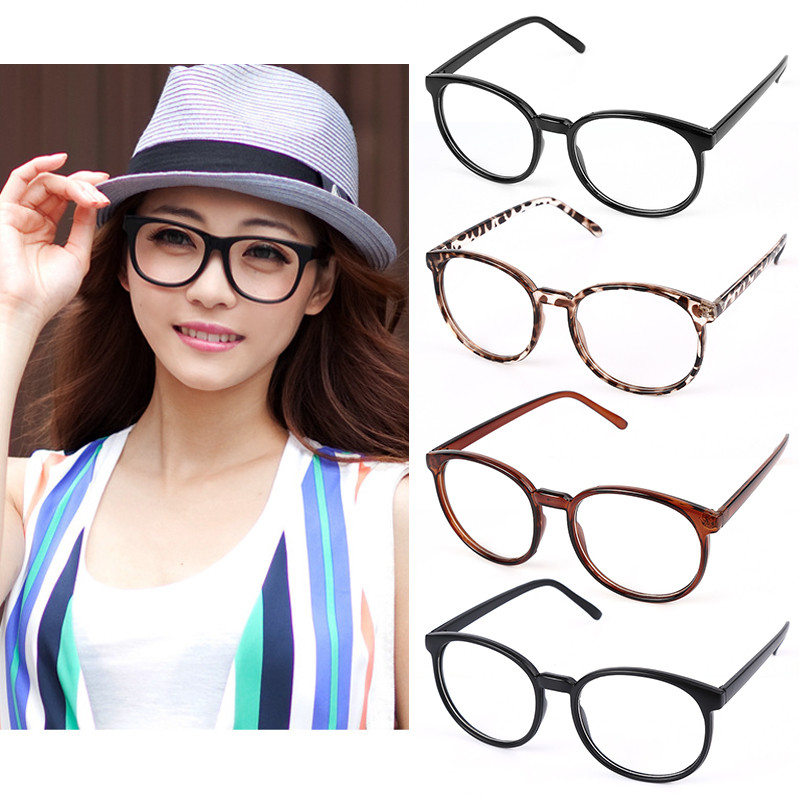 6fb383b2bf 2019 Wholesale OUTEYE Women Vintage Glasses Frame Plain Mirror ...