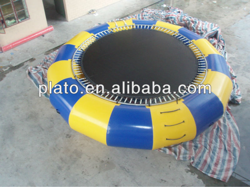inflatable water bouncer games and beach bouncers for water games