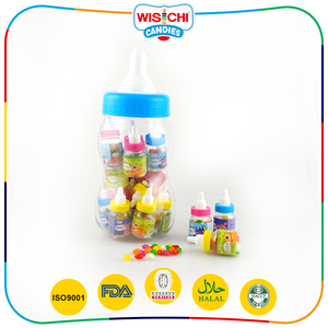 35g Miss U brand baby bottle colorful good taste halal jelly bean