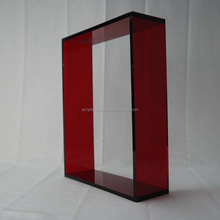 PMMA plexiglass customizing acrylic display frame