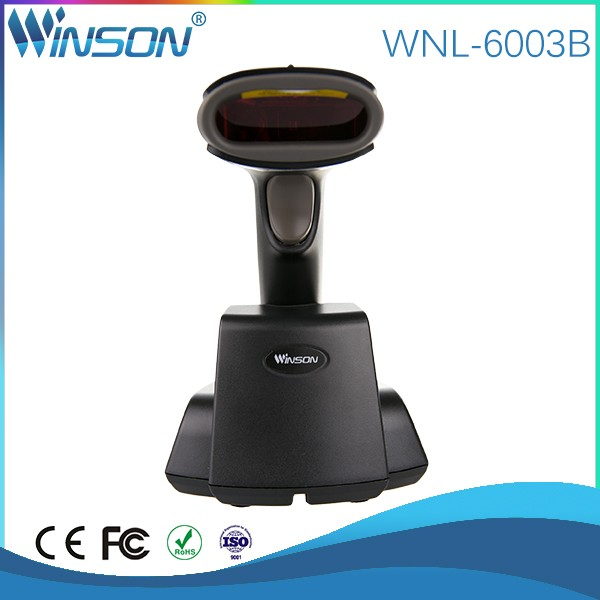 wireless WNL-6003 WIFI BARCODE SCANNER rf433 LASER Good Quality Pos Terminal High Tech Small Laser Portable Scanners