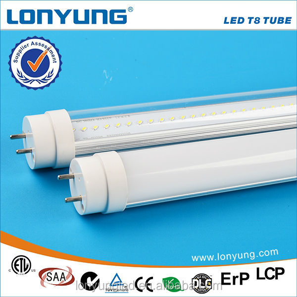 5FT 120cm 22w Direct-replace led chinese red tube korea t8 5600k