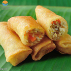 Kosher Frozen Vegetable Lumpia high quality snack food