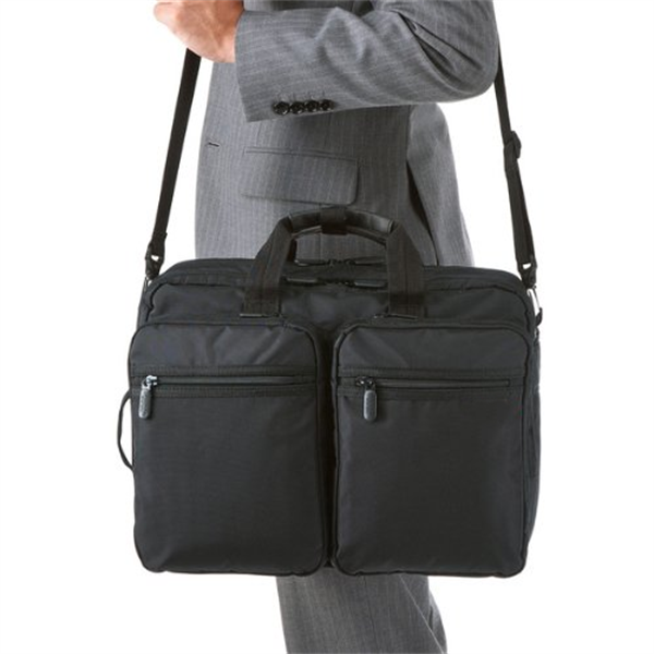 Luxury large capacity polyester men business traveling duffle bag